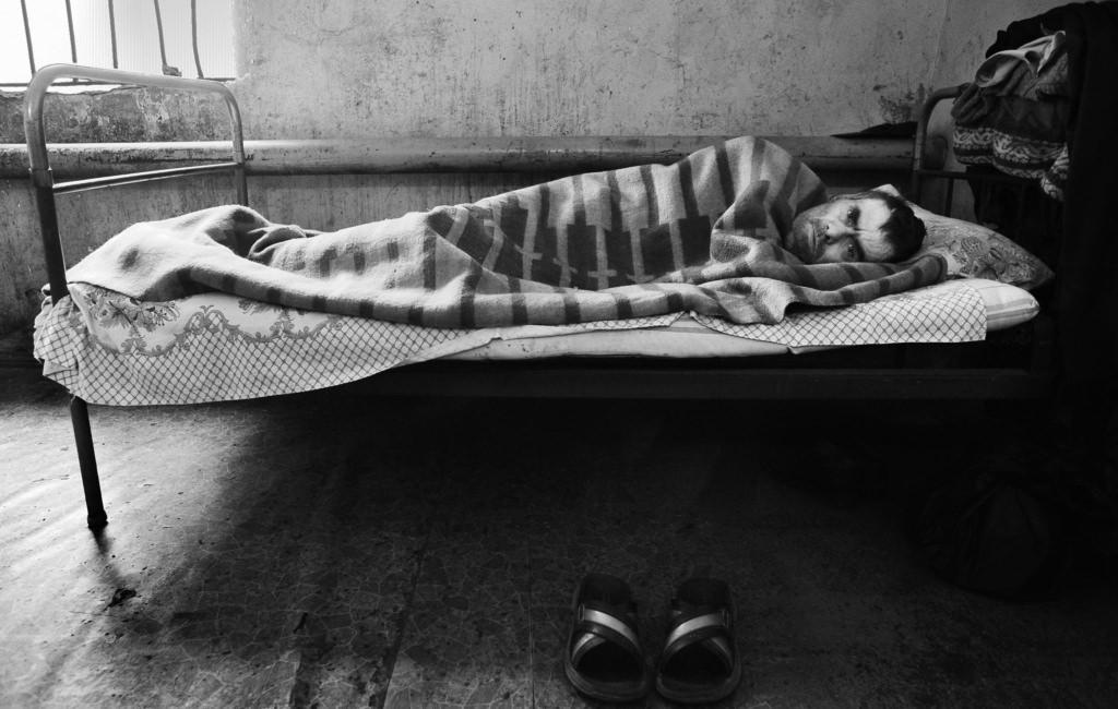 Psychiatric Asylum